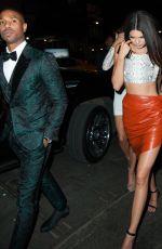 KENDALL JENNER at Rihanna