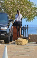 KENDALL JENNER in Tights Out and About in Los Angeles 05/16/2015