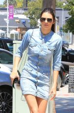 KENDALL JENNER Out and About in Los Angeles 05/30/2015
