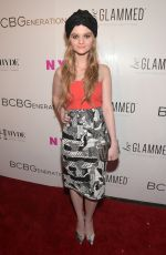 KERRIS DORSEY at Nylon Young Hollywood Party in Hollywood