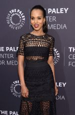 KERRY WASHINGTON at a Tribute to African-american Achievements in Television in New York