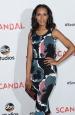 KERRY WASHINGTON at Scandal Q&A Event Event in Los Angeles