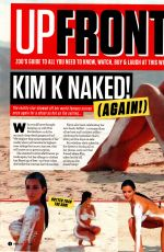 KIM KARDASHIAN - Upfront Zoo Magazine 05/29/2015