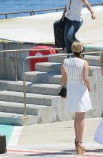KIMBERLEY GARNER Arrives in Cannes 05/18/2015