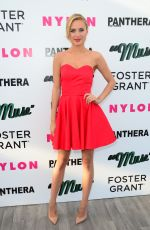 KIMBERLEY GARNER at Nylon Muse Magazine Party in Cannes