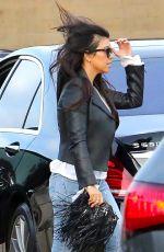 KOURTNEY KARDASHIAN Arrives at Nobu Restaurant in Malibu 05/26/2015