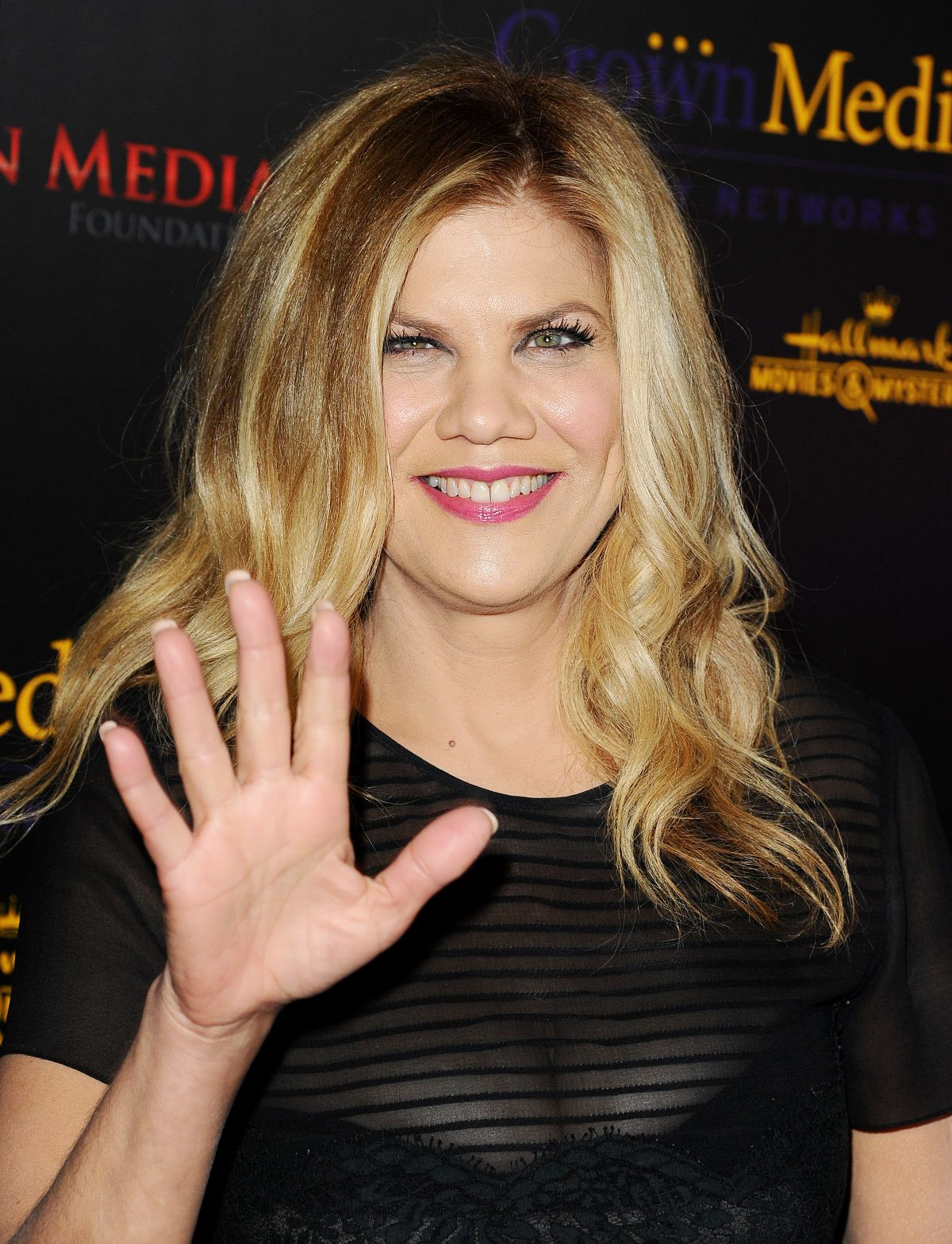 KRISTEN JOHNSTON at 40...