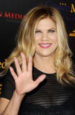 KRISTEM JOHNSTON at 40th Anniversary Gracies Awards in Beverly Hills