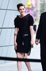 KRISTEN STEWART at Chanel Cruise 2015/2016 Fashion Show in Seoul