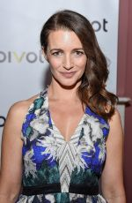KRISTIN DAVIS at Gardeners of Eden Special Screening in New York