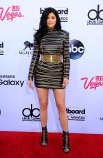 KYLIE JENNER at 2015 Billboard Music Awards in Las Vegas