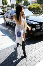 KYLIE JENNER at XIV Karats in Beverly Hills