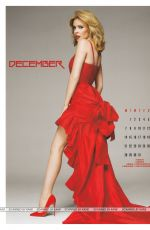 KYLIE MINOGUE - 2015 Official Calendar