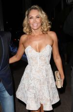 KYM JOHNSON Arrives at Dancing with the Stars Finale After Party in Hollywood