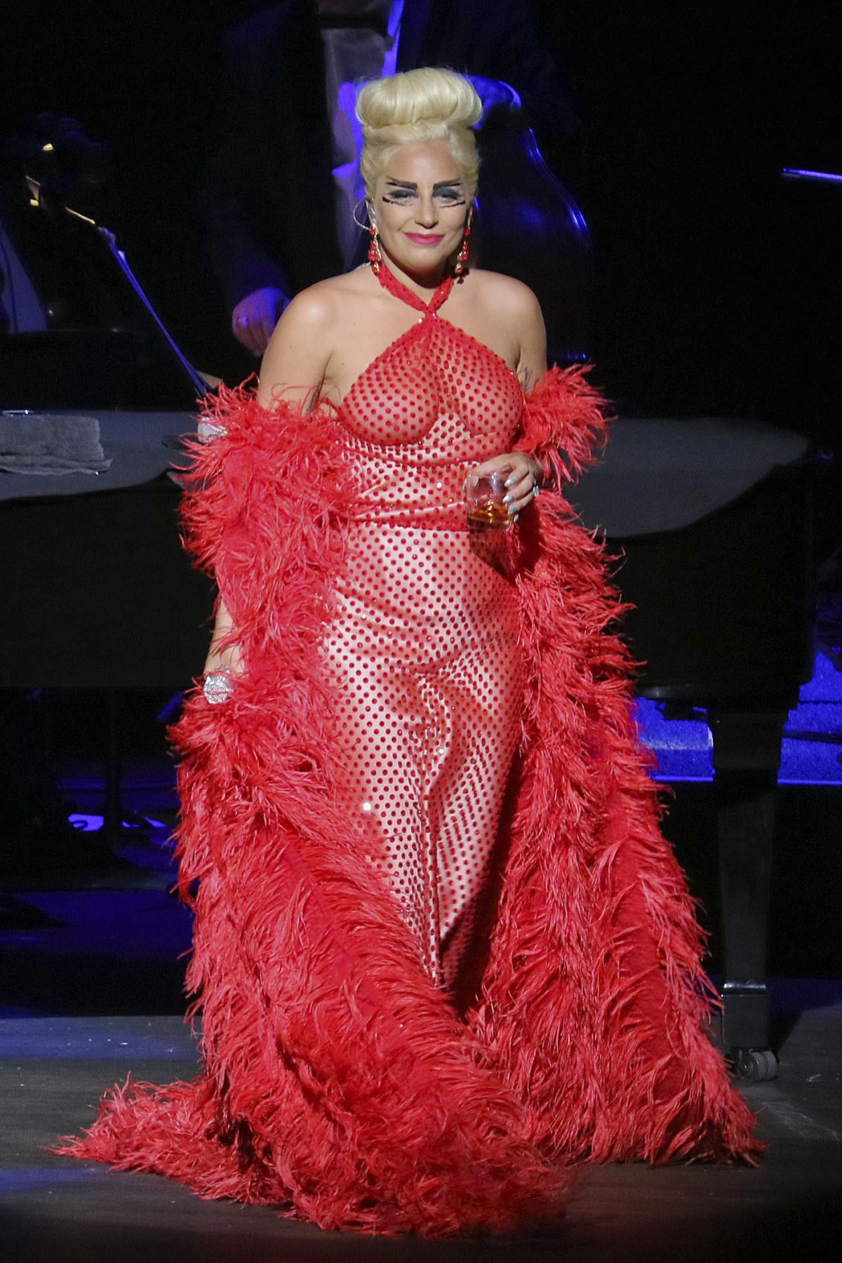 LADY GAGA at Cheek to Cheek Tour in Vancouver - HawtCelebs ... Lady Gaga Tour