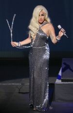 LADY GAGA at Cheek to Cheek Tour in Vancouver