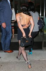 LADY GAGA Night Out in New York 05/09/2015