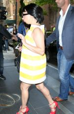 LADY GAGA Out and About in New York 05/04/2015