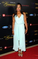 LAILA ALI at 40th Anniversary Gracies Awards in Beverly Hills