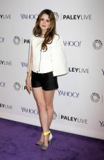 LAURA MARANO at Austin & Ally Paley Center Special Screening and Panel in Beverly Hills