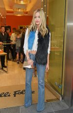 LAURA WHITMORE at Folli Follie Flagship Store Opening in London