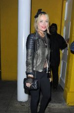 LAURA WHITMORE at Her 30th Birthday Party in London