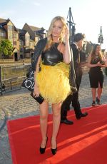 LAURA WHITMORE at UK Fashion & Textile Awards in London