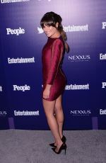 LEA MICHELE at EW and People Celebrate the NY Upfronts in New York