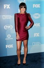 LEA MICHELE at Fox Network 2015 Programming Upfront in New York