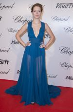 LEA SEYDOUX at Chopard Trophy Party in Cannes