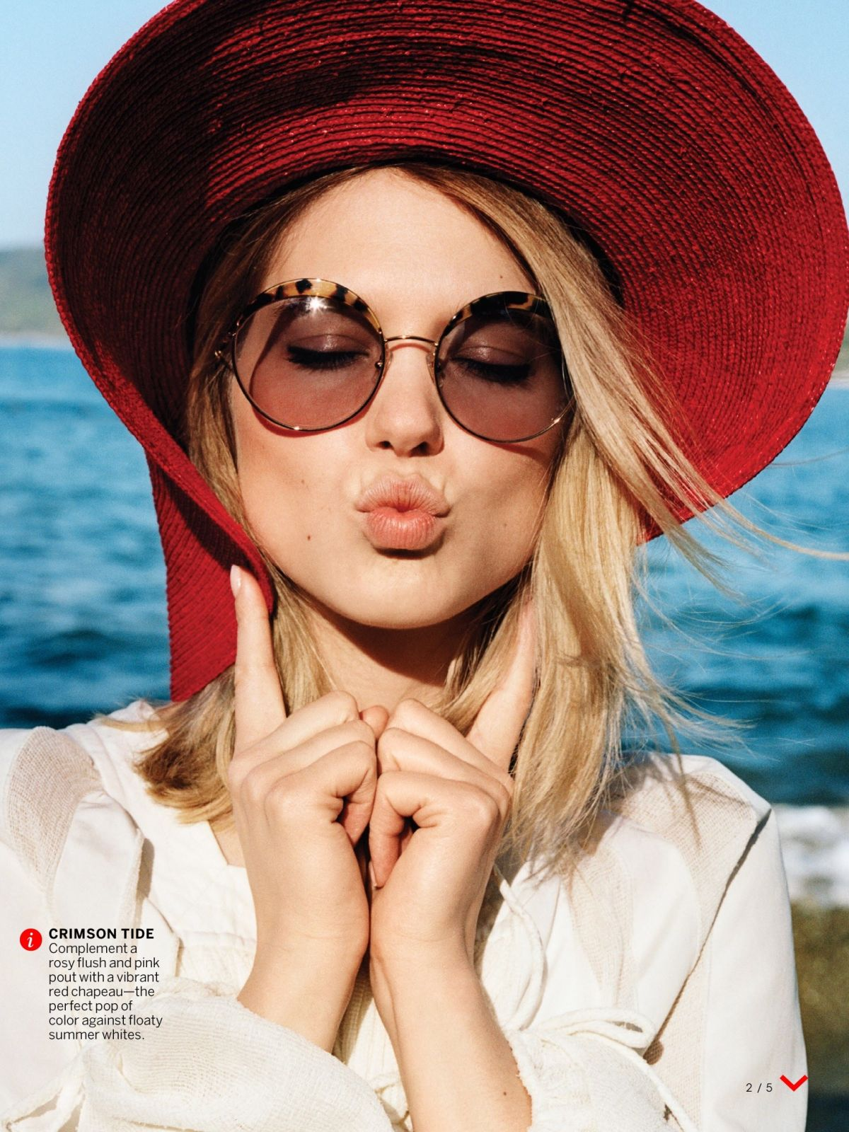 LEA SEYDOUX in Vogue Magazine, June 2015 Issue