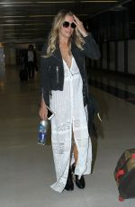 LEANN RIMES at Los Angeles International Airport 05/28/2015