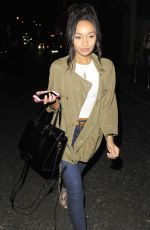 LEIGH-ANNE PINNOCK Laves Mahiki Club in London 05/05/2015