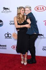 LIA MARIE JOHNSON at 2015 Billboard Music Awards in Las Vegas