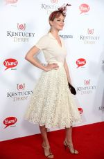 LINDSAY ELLINGSON at 141st Kentucky Derby at Churchill Downs