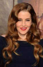 LISA MARIE PRESLEY at Mad Max: Fury Road Premiere in Hollywood