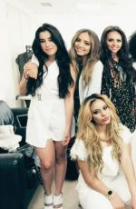LITTLE MIX and FIFTH HARMONY in London 05/30/2015