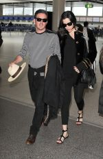 LIV TYLER Arrives at Gatwick Airport in Crawley 05/01/20105