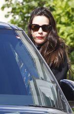 LIV TYLER Out Shopping in London 04/30/2015