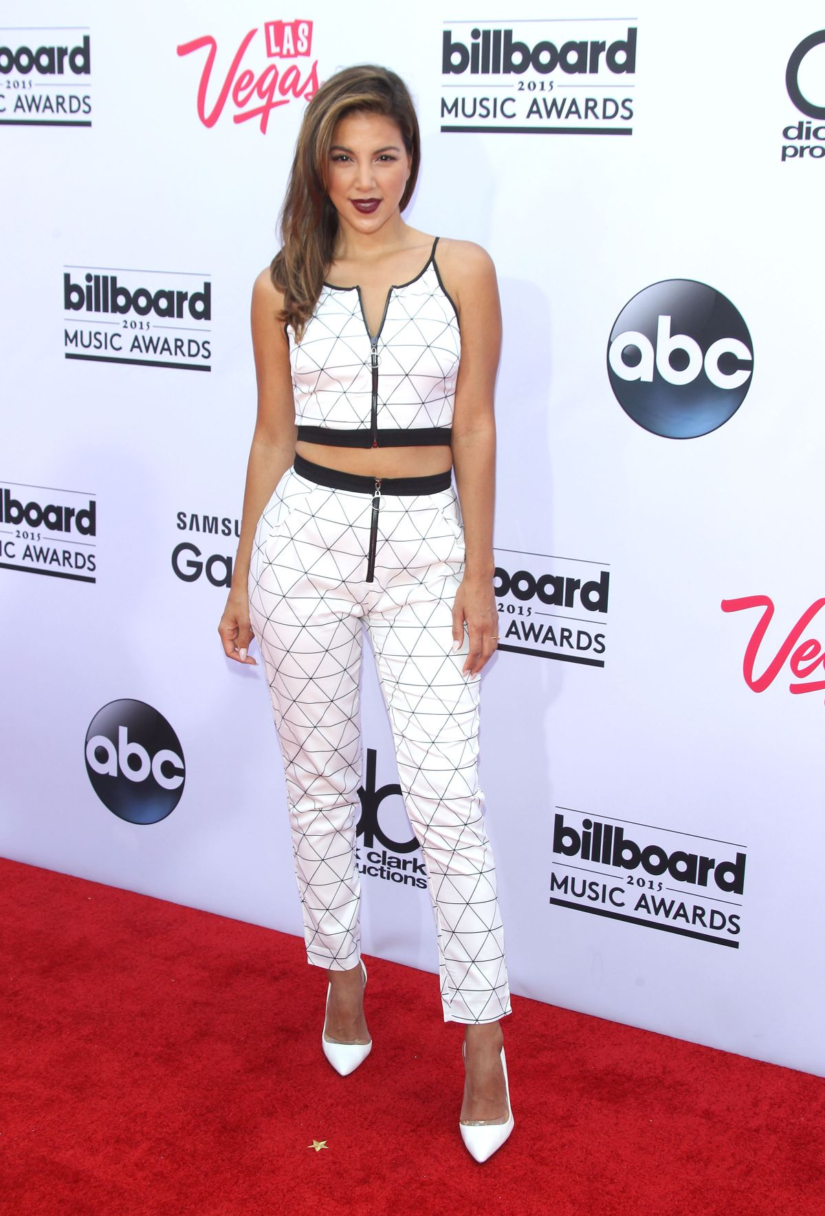 LIZ HERNANDEZ at 2015 Billboard Music Awards in Las Vegas