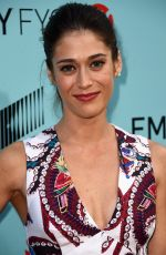 LIZZY CAPLAN at Masters of Sex Screening in Culver City