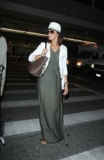 LUCY MECKLENBURGH Arrives at LAX Airport in Los Angeles 05/26/2015