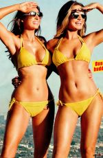 LUISA ZISSMAN and SAM FAIERS - Upfront, Zoo Magazine, May 8th  2015