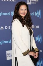 LYNDA CARTER at 26th Annual Glaad Media Awards in New York