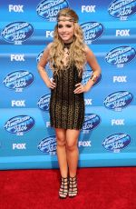MADDIE WALKER at American Idol XIV Grand Finale in Hollywood