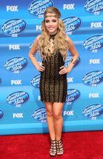 MADDIE WALKER at American Idol XIV Grand Finale in Hollywood