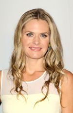 MAGGIE LAWSON at 2015 CBS Upfront in New York