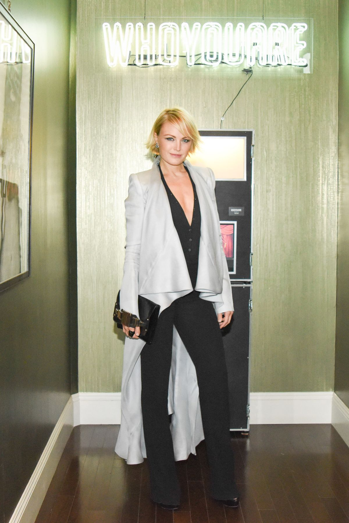 MALIN AKERMAN at Preview of the Residency at Whoyouare in Los Angeles