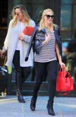 MARGOT ROBBIE Out and About in New York 05/22/2015