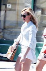 MARGOT ROBBIE Out Shopping in Toronto 05/14/1520
